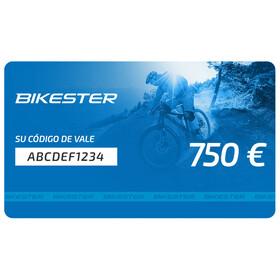 bikester.es Tarjeta regalo 750 €